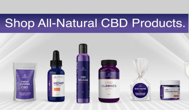 legends health cbd products