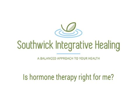 Is hormone therapy right for me
