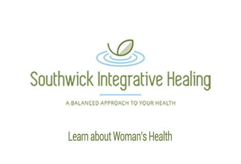 Learn about Womans Health