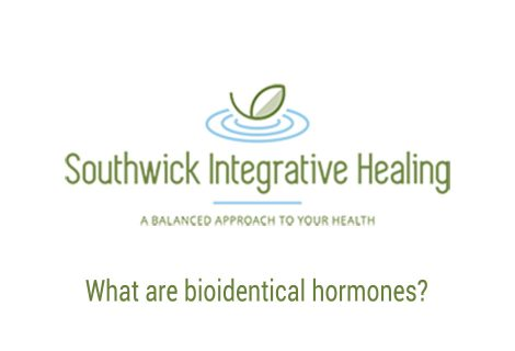 What are bioidentical hormones